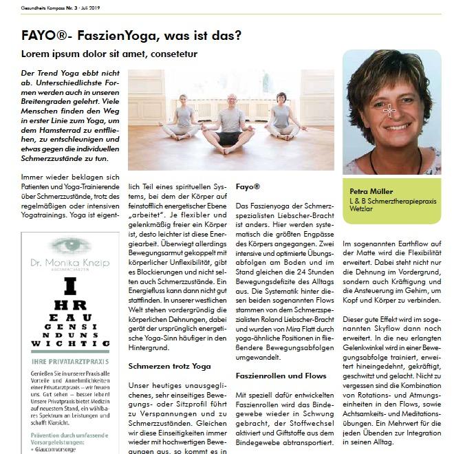 Fayo - Was ist das?